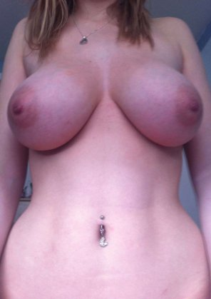 amateur photo Udders