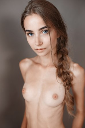 amateur photo Enchanting Blue Eyes