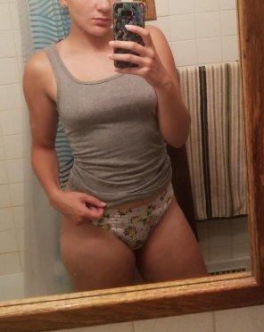amateur photo A[f]ter a shower a few days ago 💕