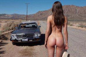 amateur photo Classic Mercedes