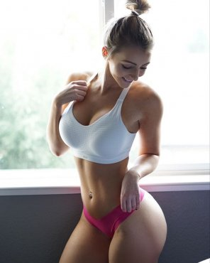 amateur photo Great body