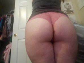amateur photo My booty:)