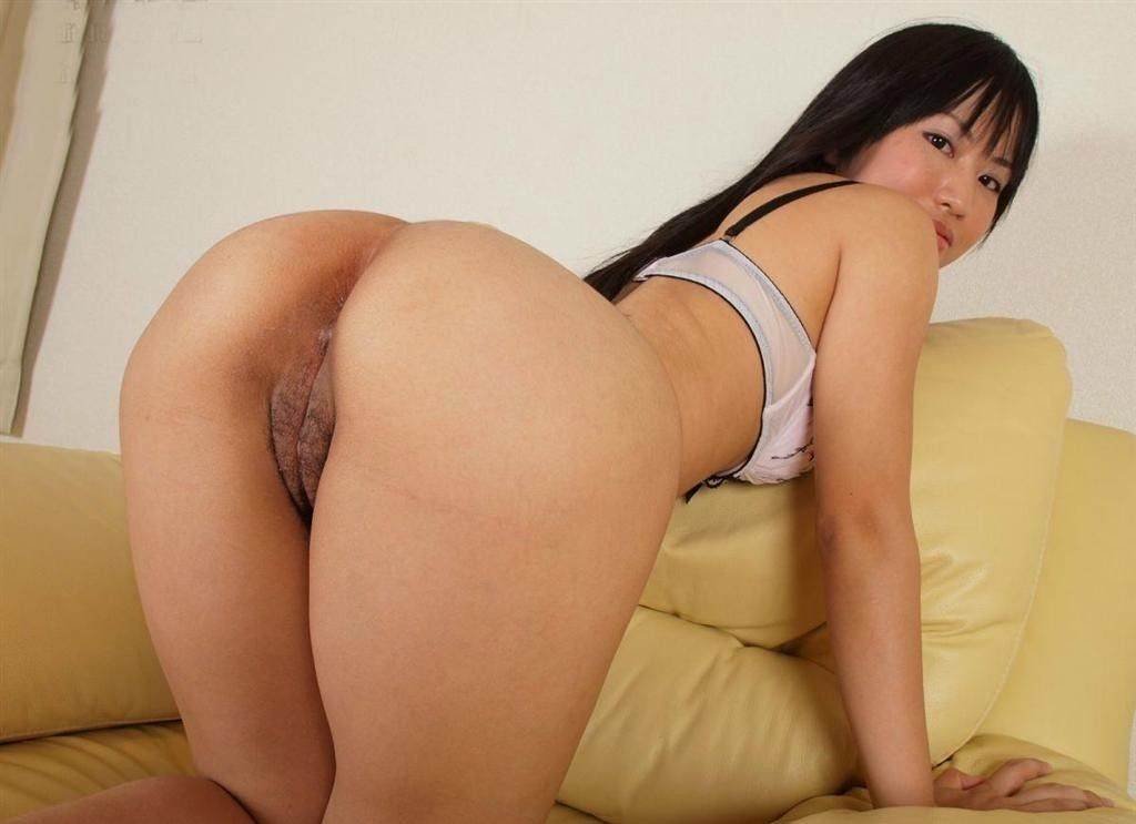 asian bubble butt porn