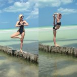 amateur photo yogagirl i know