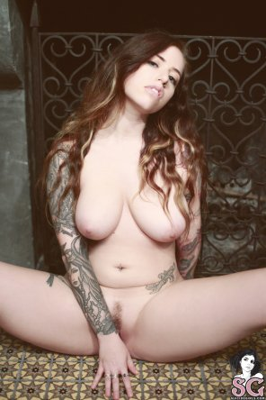 amateur photo Sash from Suicide Girls