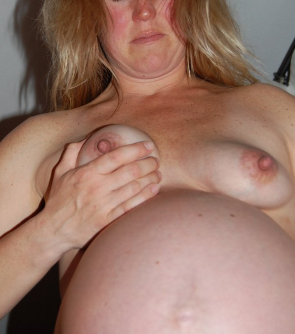 amateur photo Tit Grab with Big Sexy Nipples
