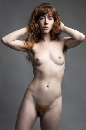 amateur photo Ginger babe...