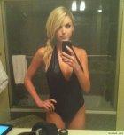 amateur photo Swimsuit Selfie
