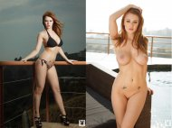 Leanna Decker on/off