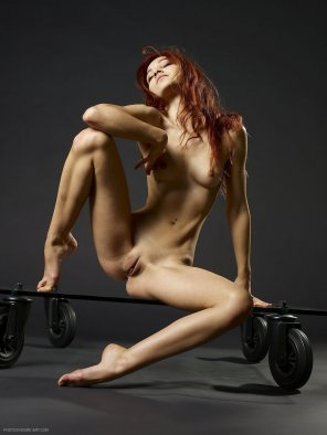amateur photo Sexy redhead