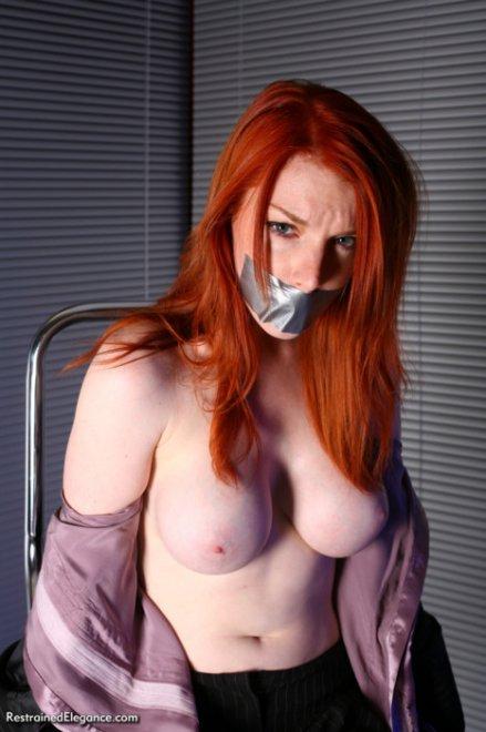 Shhh, be quiet Porn Photo