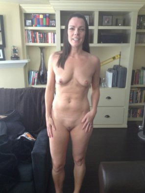amateur photo Naked, just because