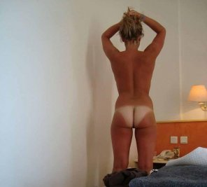 amateur photo She definitely went topless