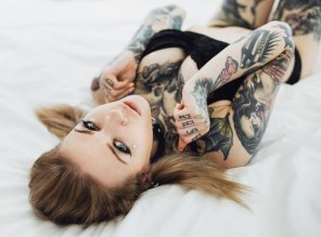 amateur photo Annabatman [Suicide Girls]