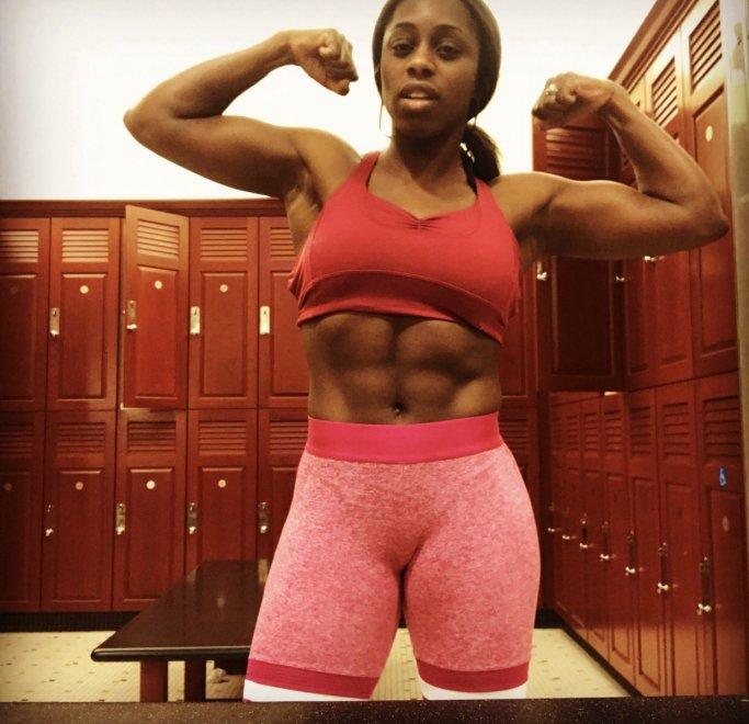 Trinity Fatu aka WWE wrestler Naomi Porn Photo