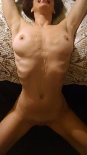 amateur photo My own cumslut