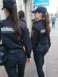amateur photo Ukrainian Police