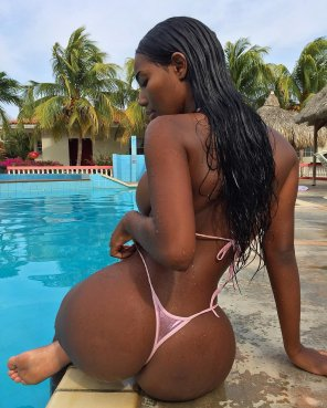 amateur photo Monifa Jansen