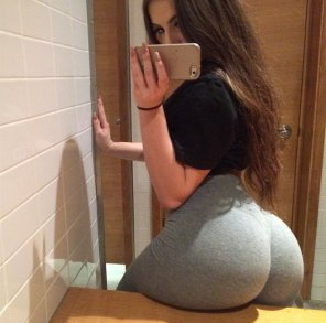 amateur photo Booty Queen