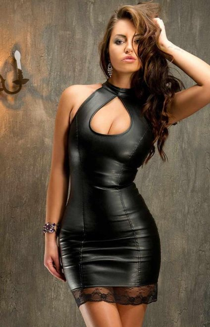 Little Black Dress Porn Photo