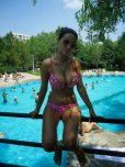 amateur photo Hot pool girl