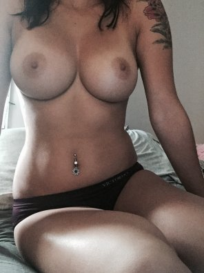 amateur photo Great boob shape