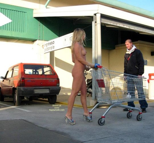 Going shopping Porn Photo