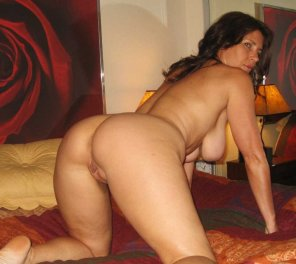 amateur photo Milf ready to go