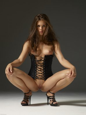 amateur photo Little Caprice