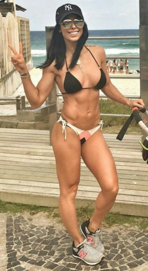 amateur photo Bella Falconi