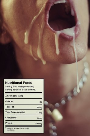 amateur photo Nutritional value