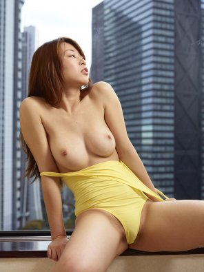 amateur photo Yellow One Piece