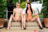 Blake Eden and India Summers