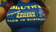 Frozen Banana 🍌