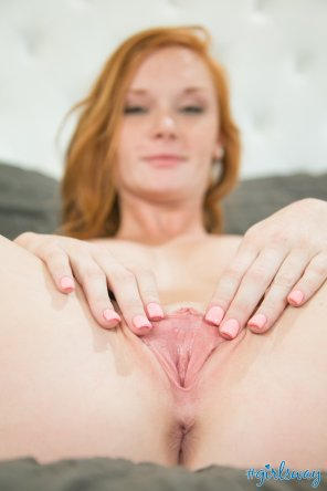 amateur photo Red Hair Pink Pussy