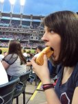 amateur photo Hotdog lover