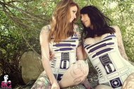 Couple of R2 units