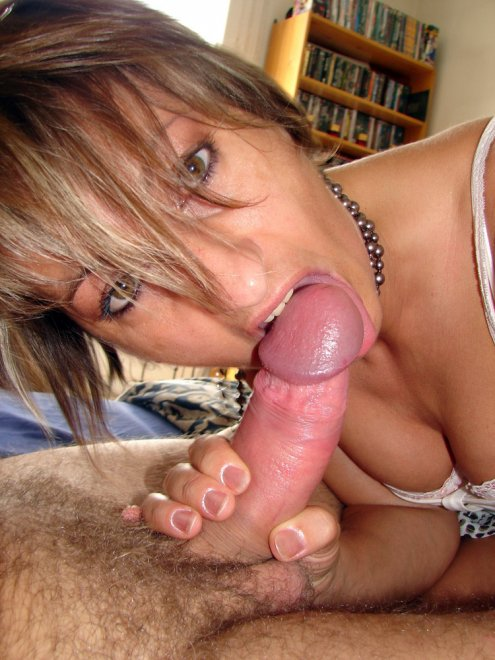 Not her first Blowjob i bet Porn Photo