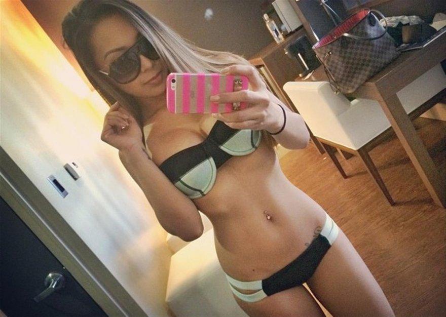 busty bikini Porn Photo