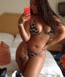 amateur photo Showing Off Her Sexy Curves