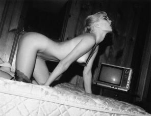 amateur photo Tube TV