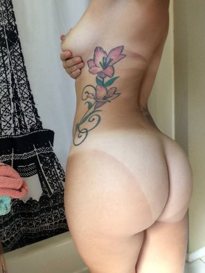 amateur photo Tanlines [f]