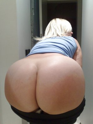 amateur photo Thick blonde