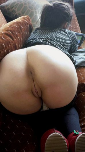amateur photo Thick Bottom