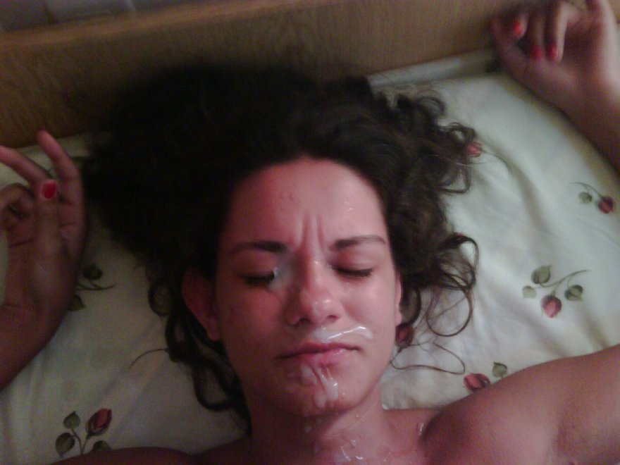 Cumslut wife Porn Photo