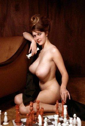 amateur photo Checkmate! Melinda Windsor