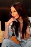 amateur photo Nina Moric is a Supermodel from Croatia.