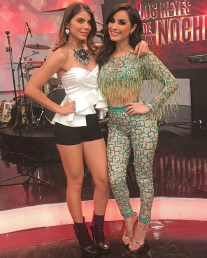 amateur photo Esmeralda Ugalde & Cynthia Rodríguez