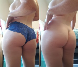 amateur photo Last OnOff was missing my ass so here it is :P