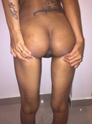 amateur photo [F] Standing anal?